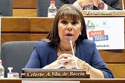 Diputada cuestiona a senadores por «designación amañada» de ministro