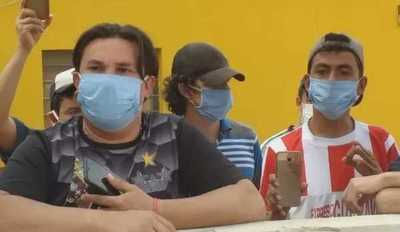 Caaguazú: Compatriotas que dieron negativo al covid-19 fueron trasladadoas a otros albergues