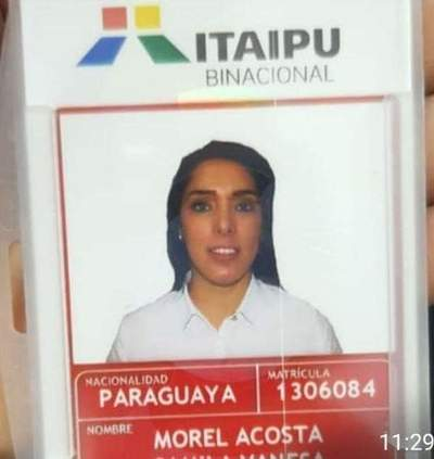 Colocan en Itaipú a esposa de excandidato a intendente con salario de G. 40 millones