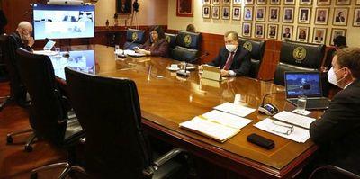 CSJ designa a jueces y tribunales para atender causas de crimen organizado