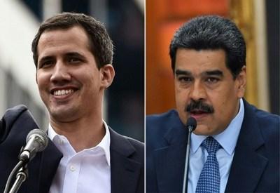 Guaidó rechaza diálogo que le propone Maduro y llama a protesta