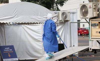 HOY / Médicos paraguayos renuncian por falta de insumos para lucha contra COVID-19
