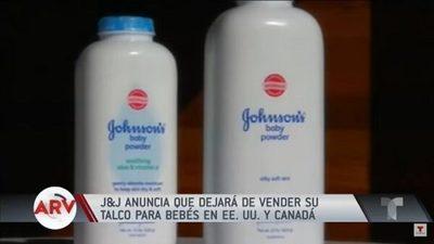 Johnson & Johnson dejará de vender talcos para bebés