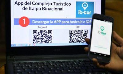 Itaipú desarrolla aplicativo móvil para cuando se retomen las visitas al complejo turístico – Diario TNPRESS