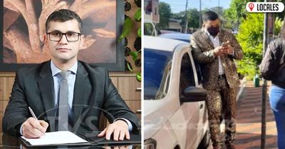 Colonias Unidas: Fiscal niega haber discriminado a abogado por su traje de «animal print»