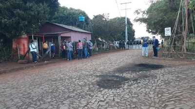 En Presidente Franco protestan contra instalación de antenas 5G
