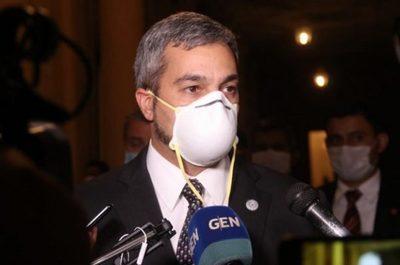 Abdo Benítez confirma entrada en vigencia de la Fase 2