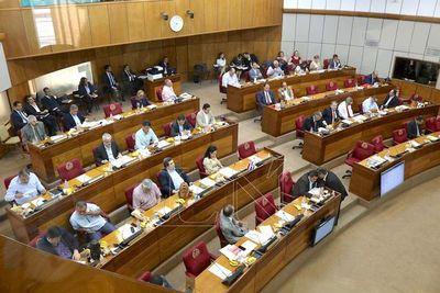 Senadores critican negociado en Salud y desafían a Mazzoleni a desmentir falta de insumos