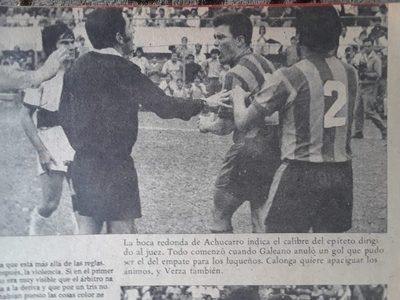 El día en que Ignacio Achucarro fue expulsado de por vida de la LPF