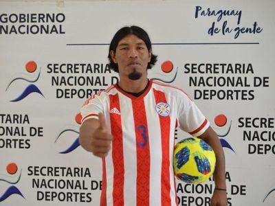 Futbolistas indígenas de Paraguay dan clases virtuales en idiomas nativos