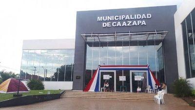 Concejales piden que la Fiscalía actúe en el caso de la denuncia contra el intendente de Caazapá