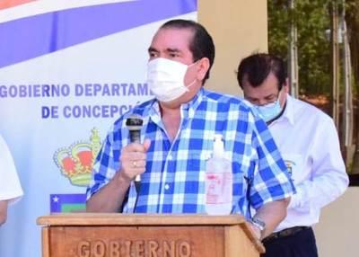 Una vez más tratan de mentiroso a gobernador de Concepción