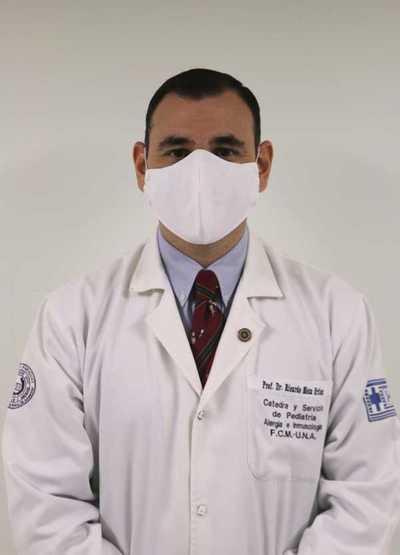 Alertan sobre cuadros alérgicos más frecuentes que afectan a niños