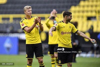 Dortmund sin margen de error en Wolsburgo