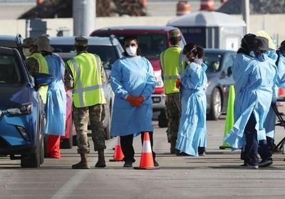 EEUU: confirman 1.536 muertes en un día y suman casi 92.000 fallecidos