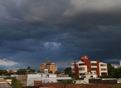 Amplian alerta por lluvias y tormentas eléctricas