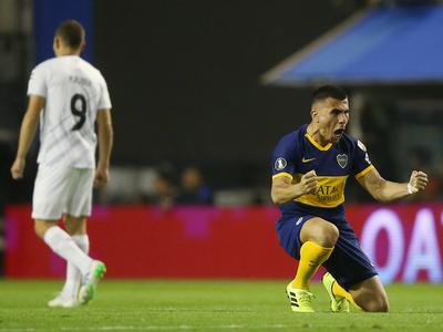 En Boca ven poco probable la continuidad de Junior Alonso