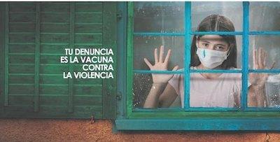 Lanzan campaña en contra de abuso a menores del país