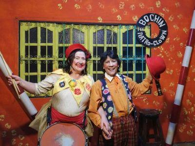 Música, clowns, danza y teatro  amenizan los hogares vía online
