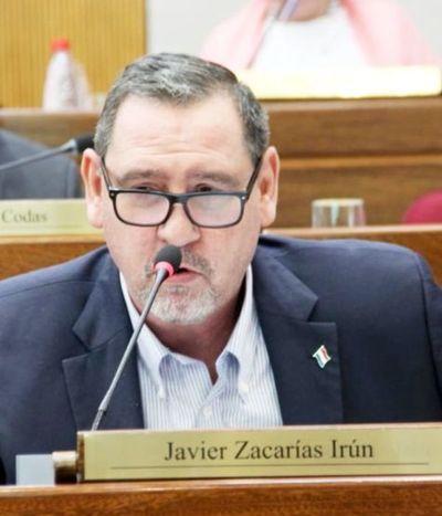 Otorgan libertad a Zacarías en  caso de posible desfalco
