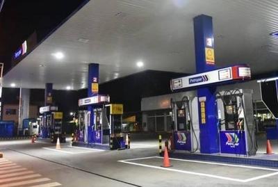 HOY / Ladrones en moto asaltan servicentro de Petropar