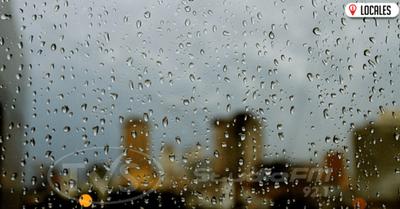 Anuncian un viernes fresco a frío con lluvias y tormentas