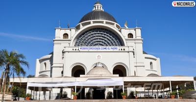 Piden colaboración para mantener la Basílica Santuario de Caacupé