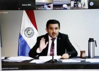 Senado aprueba voto de censura contra ministro Eduardo Petta – Diario TNPRESS