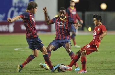 La confesión de un ex Barcelona: 'No me importaba no jugar, sabía que iba a ser millonario'