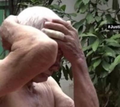 Golpeó brutalmente a su tío de 73 años