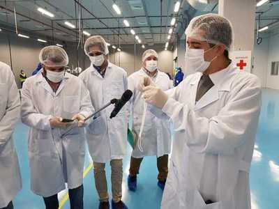 Roque apunta al mercado internacional tras cuestionamientos