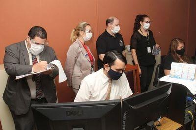 Imputan a un abogado y tres funcionarios por supuesta acceso indebido a sistema informático