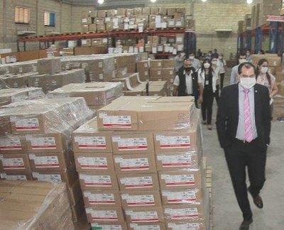 Salud chutó contratos con Imedic y Eurotec