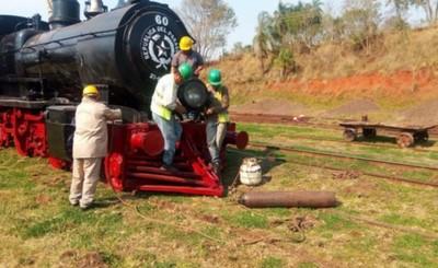 """La Locomotora 60 """"El Inglés"""" se encuentra lista para operar"""