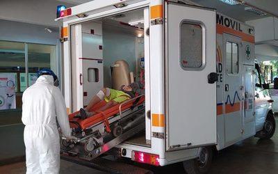48 pacientes ya fueron trasladados en ambulancia comprada con fondos municipales de CDE