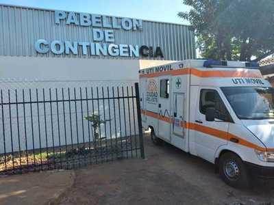 Ambulancia comprada con fondos municipales de CDE ya trasladó a 48 pacientes