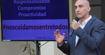 Con 12 nuevos infectados detectados, Paraguay alcanza los 850 casos de Covid-19