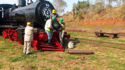 """La Locomotora 60 """"El Inglés"""" está lista para revivir la historia"""