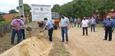 Gobernación de Alto Paraguay realizó inauguración de obras en Fuerte Olimpo