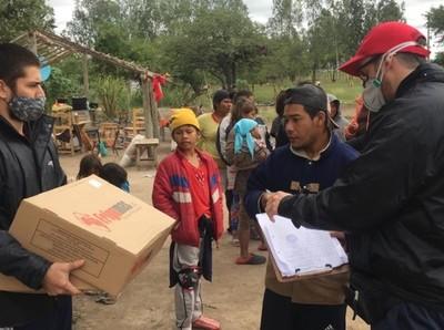 La campaña Esperanza Deportiva llegó a las comunidades indígenas.