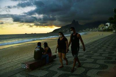 Brasil, segundo país con más contagios por covid-19