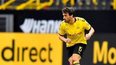 Borussia Dortmund tiene una duda en defensa para el clásico alemán