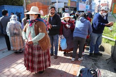 Bolivia llegaría a pico de 28.000 casos de COVID-19, según previsión oficial