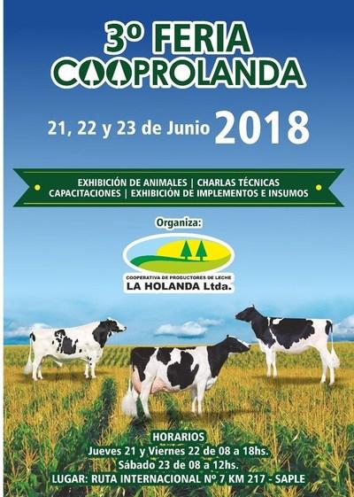 Vuelve feria de Cooprolanda en Campo 9