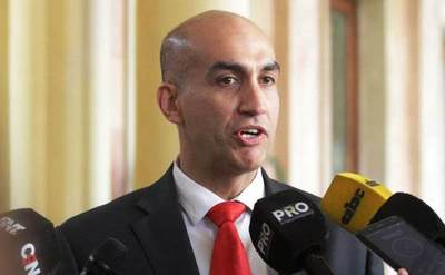 MINISTRO DE SALUD PRESENTÓ DENUNCIA PENAL ANTE FISCALÍA