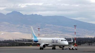 ¡Con estrictas restricciones! La fecha en que Ecuador reanudará sus vuelos domésticos