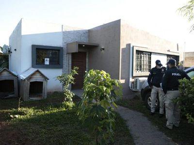 Cuarenta días sin Yuyú: Fiscalía allana casa de alemana en Ypacaraí