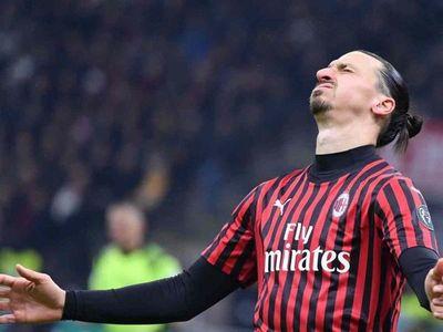 Ibrahimovic sale rengueando del entrenamiento y se teme larga baja