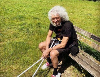 Brian May habla sobre su experiencia cercana a la muerte