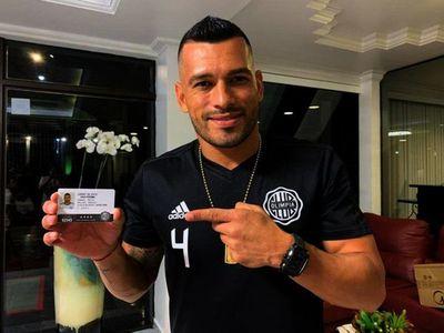Jugador de Olimpia cuenta con prisión domiciliaria por violar la cuarentena – Prensa 5